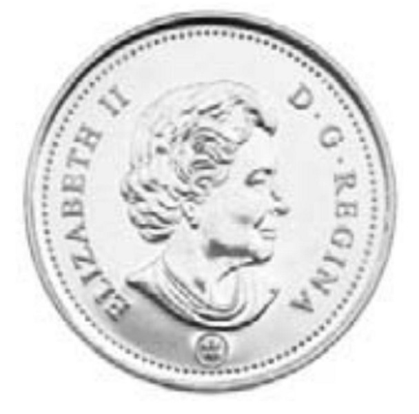 2014 CIRCULATION COIN ROLL - 50 CENT