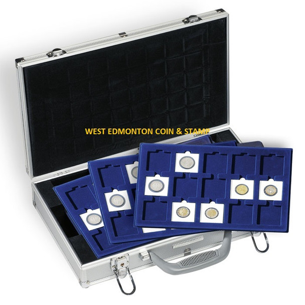 CARGO L6 COIN CASE FOR 2X2'S OR QUADRUM CAPSULES