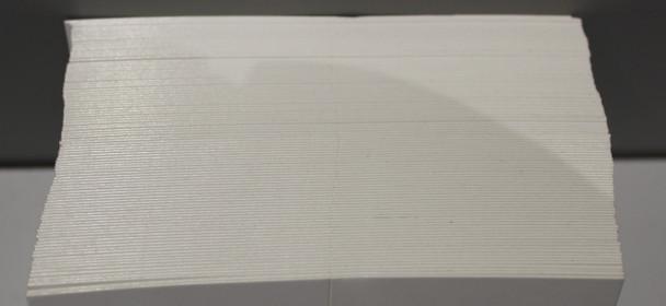 CARDBOARD 2x2 COIN HOLDER - 100 PACK - QUARTER SIZE