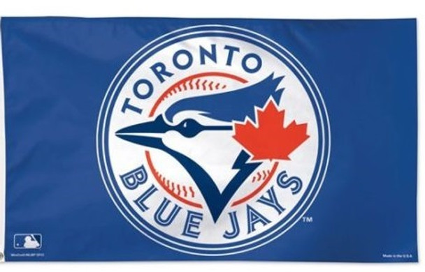 MLB  TORONTO BLUE JAYS 3' X 5'  FLAG ( HUNTER )