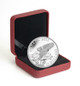 2013 $20 SILVER COIN - THE BALD EAGLE: RETURNING FROM THE HUNT