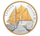 2021 FINE SILVER PROOF SET 100TH ANNIVERSARY OF BLUENOSE