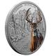 2021 $30 FINE SILVER COIN IMPOSING ICONS: WHITE-TAILED DEER