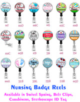 New Nursing Badges