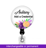 New and Improved Interchangeable Badge Reels