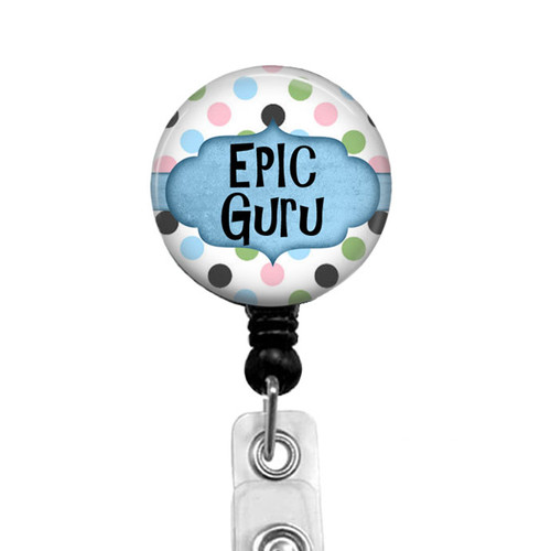 EPIC Guru IT Tech Badge Reel