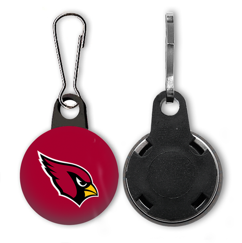 Arizona Cardinals Zipper Pull - Charm