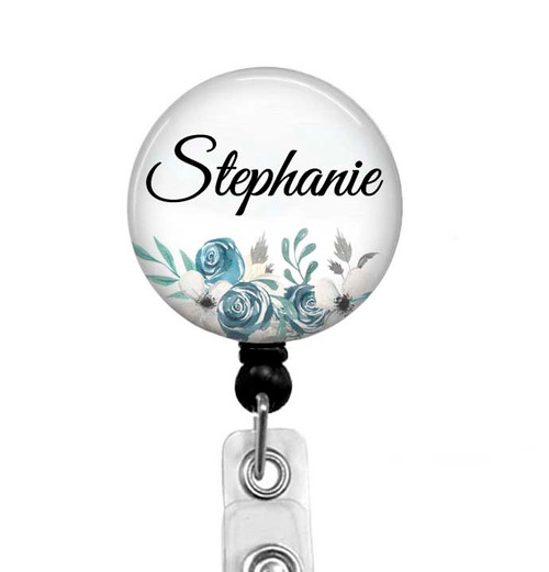Personalized Name Badge