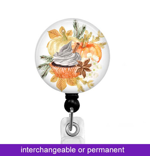 Interchangeable Holiday Badge Reels