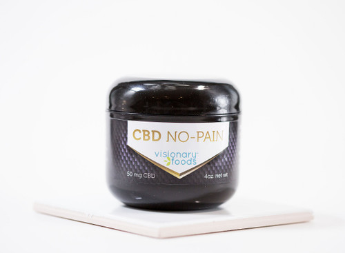 Visionary Foods CBD Lotion