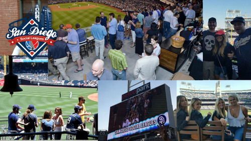 September 11th - Padres Vs Cubs Pacifico Porch Small Business Networking Game Mixer PRE-SALE Presented By UPS, Your Small Business Solutions Partner
