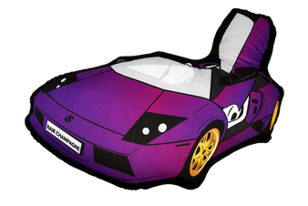 RAIR CHAMPAGNE CAR PURPLE