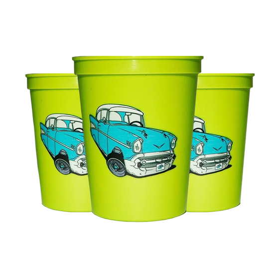 Cruis'n Cup (Lime)