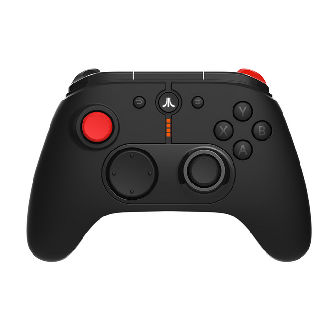 Wireless Modern Controller is full-featured and ready to handle all your gaming, with an ergonomic design and rechargeable battery