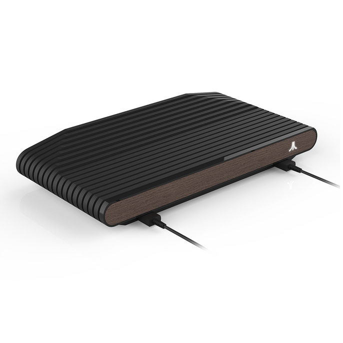 Atari VCS includes 4 x USB 3.0 ports for lightning-fast connections; 2 on front and 2 in back