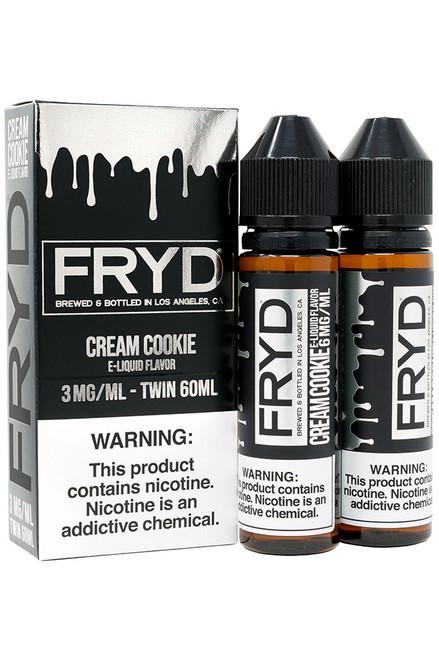 Fryd E-Liquid - Cookie Cream