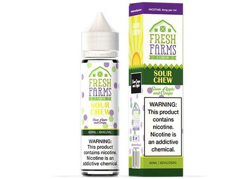 Fresh Farms Sour Chew 60ml