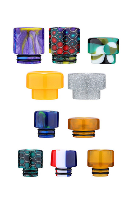 Assorted 510/810 Drip Tip Kit