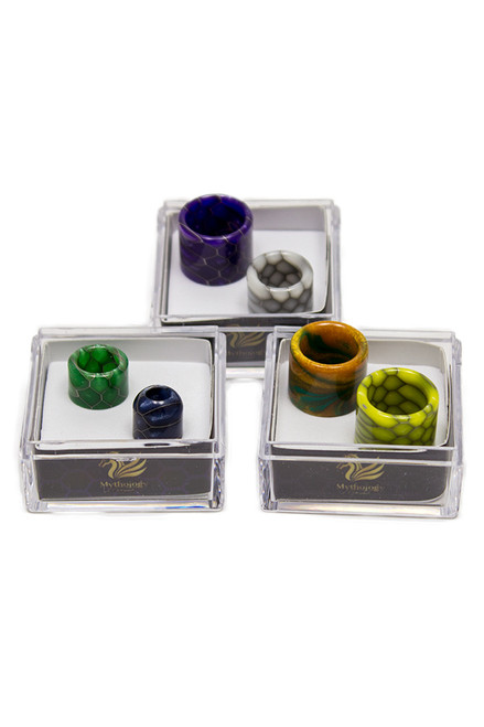 Mythology E-Cloud Resin Drip Tip (2 pc)