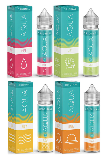 Aqua Original E-Liquid