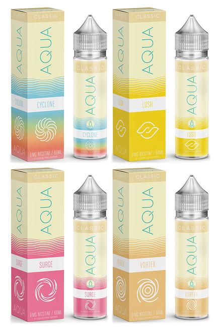 Aqua Classic E-Liquid