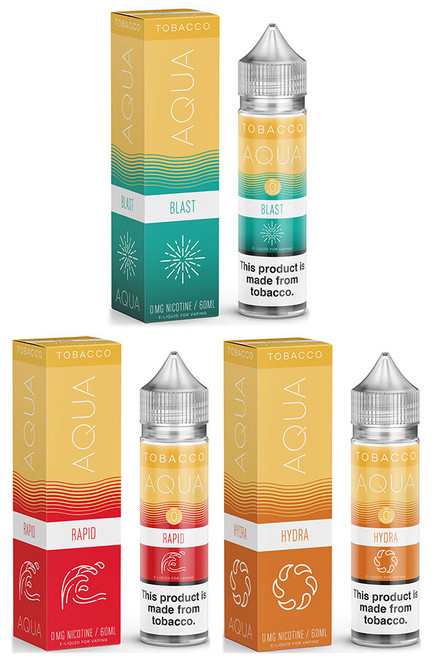 Aqua Tobacco E-Liquid