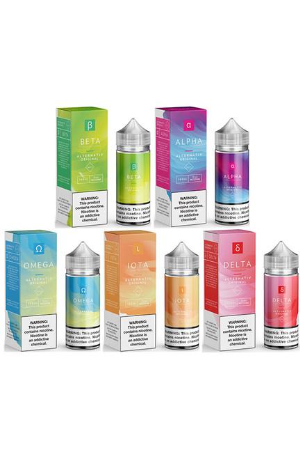 Alternativ E-Liquid