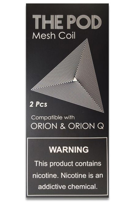 IQS: The Pod Mesh Orion Replacement Pods