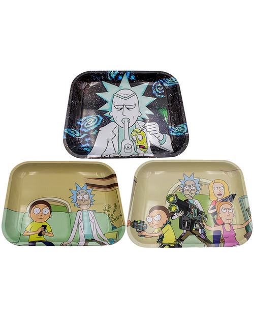R&M Metal Tray - Assorted Styles