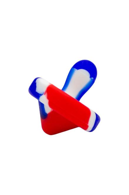 Cone End Silicone Carb Cap