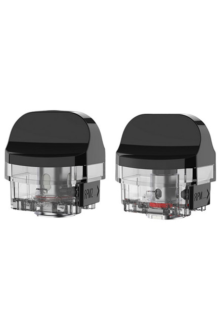 SMOK Nord X Empty Replacement Pods - 3pk