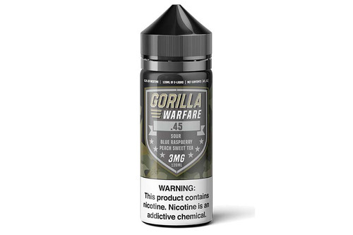 Gorilla Warfare E-liquid .45
