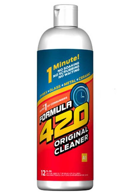 Formula 420 Glass/Ceramic/Metal Cleaner - 12oz
