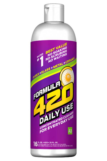 16oz Formula 420 Concentrated Daily Use Cleaner - Makes 32oz