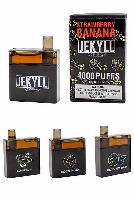 JEKYLL 4000 Puff Disposable