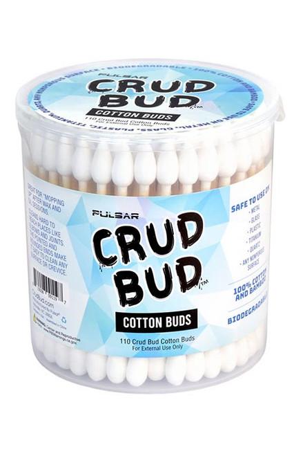 Pulsar Crud Bud Dual Tip Cotton Buds - 110pc Tub