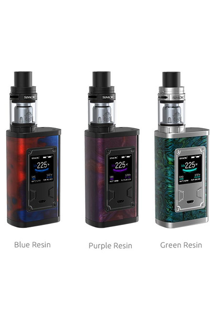 Smoke Majesty Kit Resin