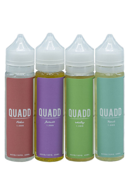 Quadd Eliquid (60ml)
