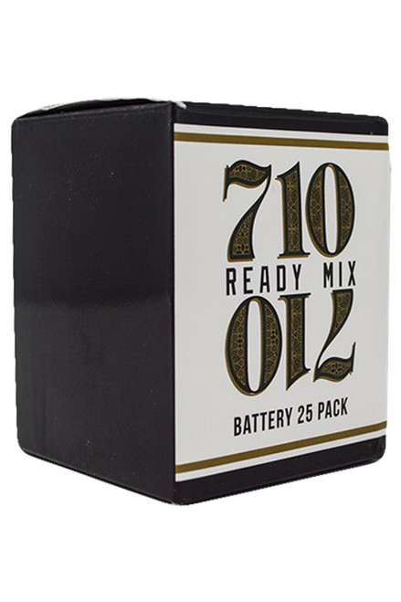 710 Ready Mix - 510 Battery (25 Pack)
