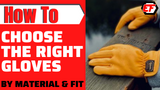 How To Choose Safety Gloves
