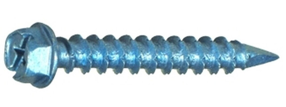 "UCAN 1/4"" Diameter Hex Concrete Screw"
