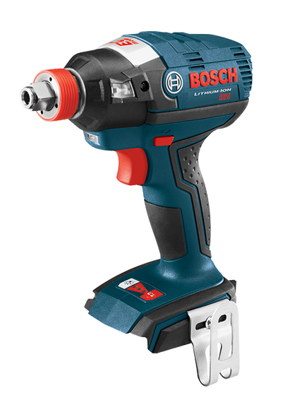 Bosch 18V EC Brushless 1/4 and 1/2 Socket-Ready Impact Driver