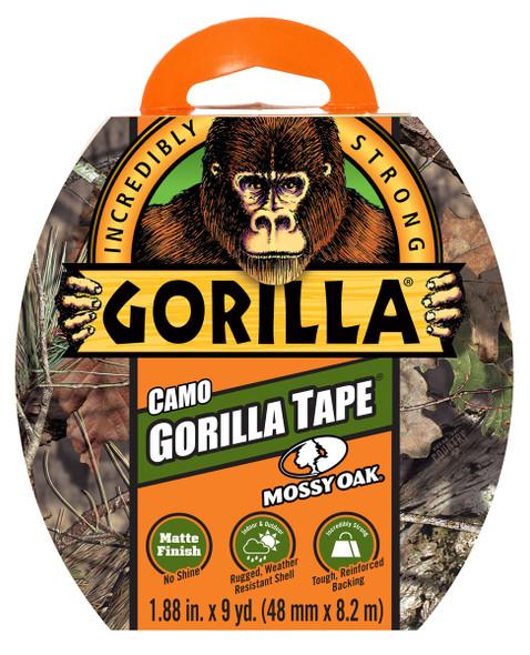 "Gorilla Tape 6013902 Camo Duct Tape 1.88"" x 9 yards"