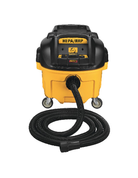 Dewalt DWV010 8 Gallon Wet/Dry HEPA/RRP Dust Extractor