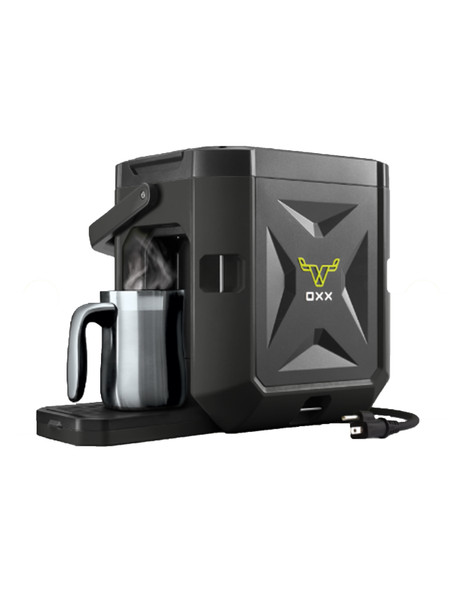 OXX CBK250B Special Ops CoffeeBoxx Single Cup - Black