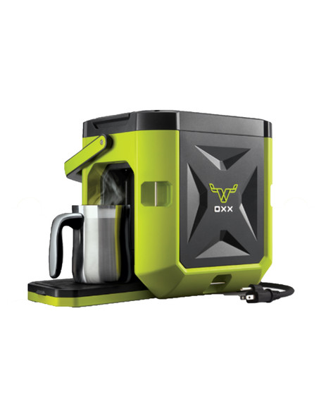 OXX CBK250G Special Ops CoffeeBoxx Single Cup - Green