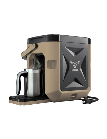OXX CBK250T Special Ops CoffeeBoxx Single Cup - Tan