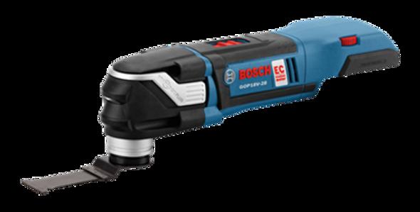 Bosch 18 V EC Brushless StarlockPlus Oscillating Multi-Tool (Bare Tool)