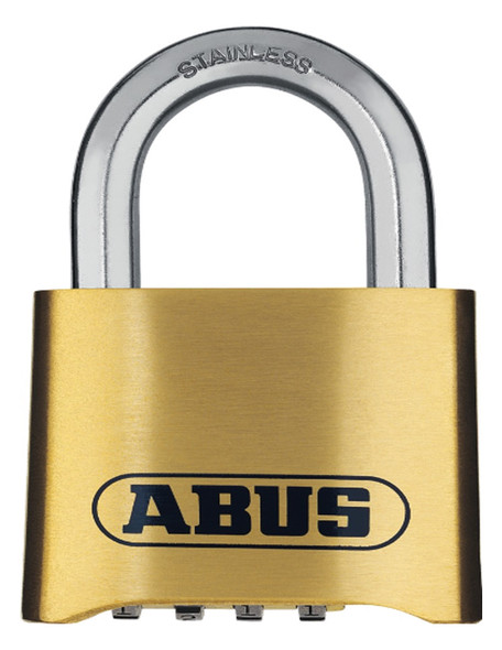 Abus 180IB-50 All-Weather Combination Lock with Adjustable Code