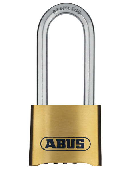 Abus 180IB/50HB63 All-Weather Combination Lock / Long Shackle